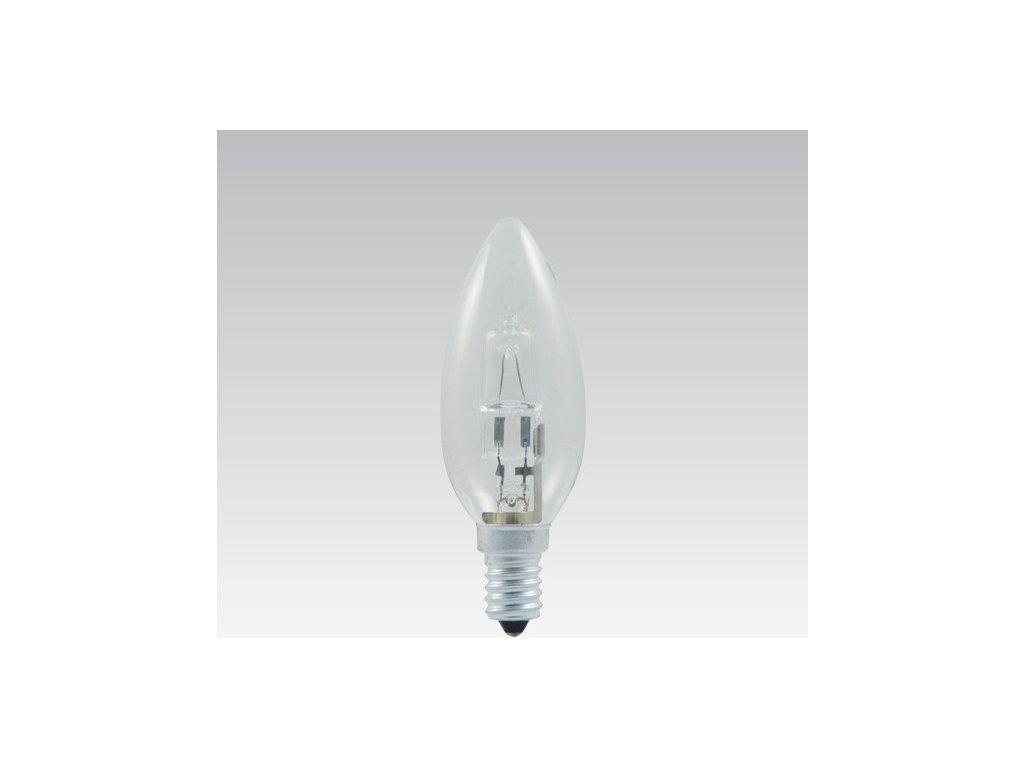Kanlux 18441 CDH/CL 42W E14 Halogenová žárovka svíčka