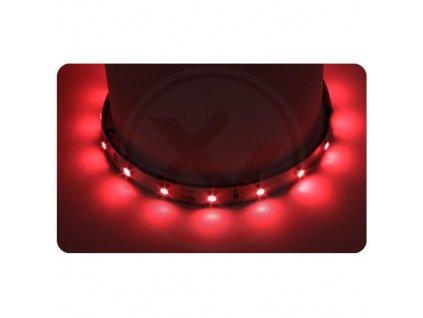 LED pásek 5m 300ks 2835 4,6W/m Červená