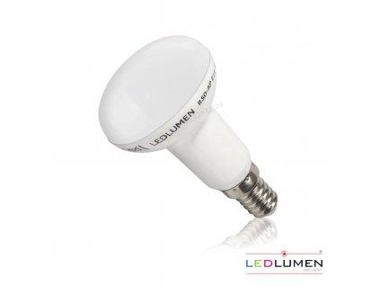 Ledlumen LED žárovka 6W 12xSMD2835 E14 560lm CCD Teplá