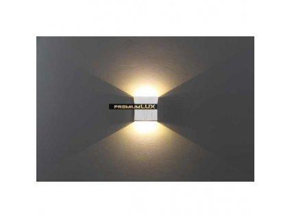 CREELAMP Podhledové bodové svítidlo nástěnné Fresno LED 6W CREE 100-100 CreeLamp