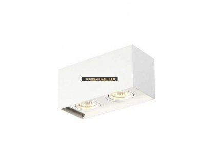 CREELAMP Podhledové bodové svítidlo Surf 2xGu10 White CreeLamp bílé