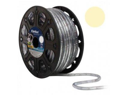 LED světelný had GIVRO LED-WW Teplá bílá Kanlux 08642