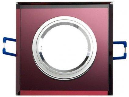 PremiumLED Jaspis-K fialová + patice LUX01299