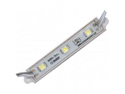 PremiumLED Led Modul 3xSMD 5050 0,72W 60lm 12V, Studená