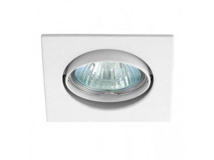 PremiumLED LUX01238 podhledové bodové svítidlo Delta-R ALU bílá + patice