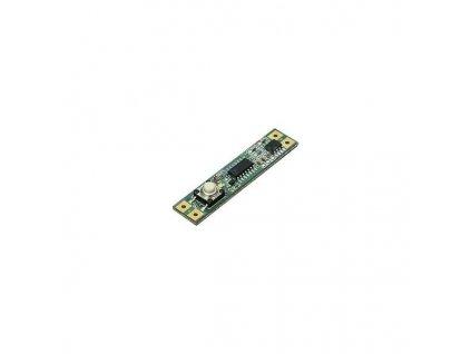 Vypínač pro LED pásky, montáž do ALU profilu