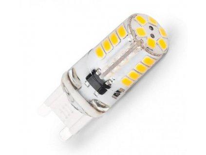 Ledspace LED žárovka 4W 32xSMD2835 G9 400lm 16mm Studená