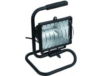 Kanlux 00620 ELIOT ZW3-L500P-B - Přenosný halogenový reflektor