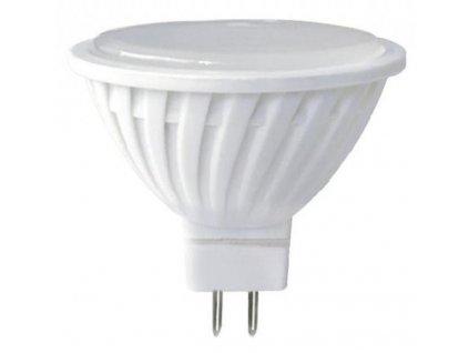 Ledspace LED žárovka 5W 15xSMD2835 GU5.3 12V 450lm Teplá
