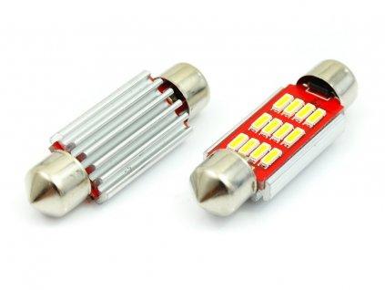 eng pl C5W LED Bulb Car 12 4014 SMD CAN BUS 793 2[1]