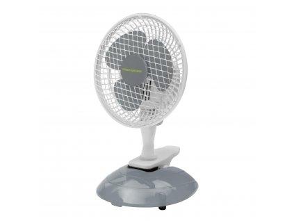 Kanlux 14952 VENETO-15GR   Stolní ventilátor s klipsnou