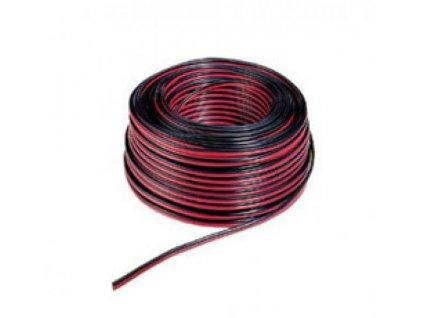 Kabel dvoulinka 0,35mm2 pro napojení LED pásků