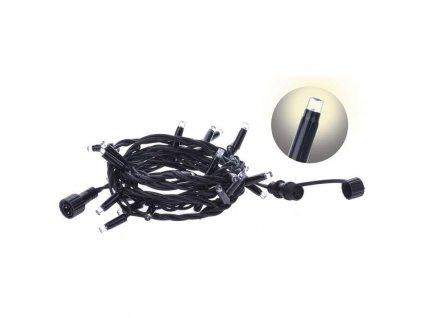 Spojovací řetěz Profi 50 LED, 5m, IP44, teplá bílá