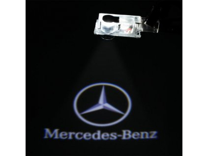 LED logo projektor Mercedes-Benz R M ML GL
