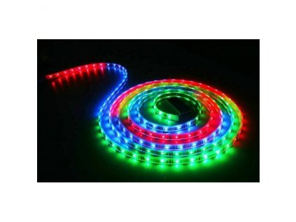 LED pásek RGB 42LED/m 10W/m TWIST - ohebný, role 2,5m