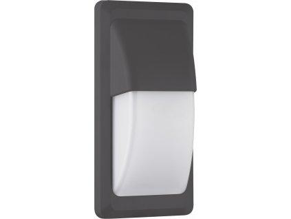 LED přisazené svítidlo se stínítkem 12W 36xSMD2835 600lm, Neutrální bílá
