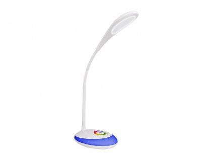 LED stolní lampička RGB, stmívatelná, 6W, 400lm NEUTRÁLNÍ