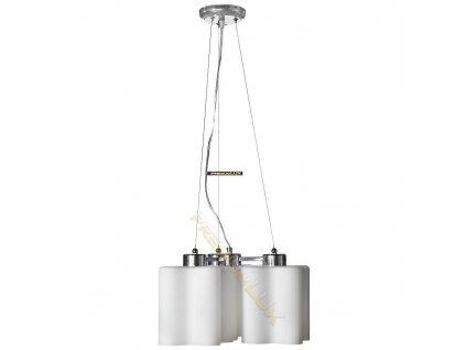 Stropní závěsné svítidlo SOFIA 450x1500mm 3xE27 .