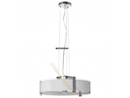 Stropní závěsné svítidlo  VITTORIA 450x1500mm 5xE27