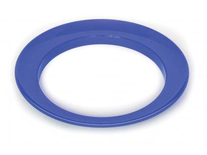 Dekorační kroužek MODRÝ k 18W svítidlům  LCL122, LCL222, LCL322