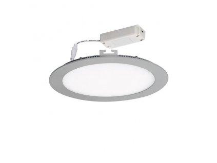 Kanlux 22497 ROUNDA LED 18W-NW-SR   Vestavné svítidlo LED (nahrazuje kód 18811)