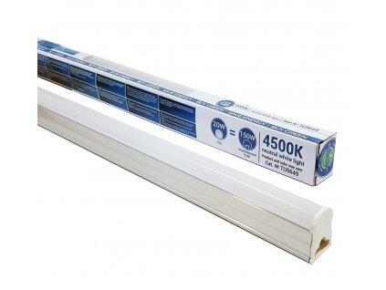 Lineární LED svítidlo 150cm 20W CLP-ALU batten NEUTRÁLNÍ BÍLÁ