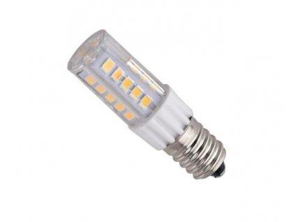 LED žárovka 5W 51xSMD2835 E14 400lm Teplá