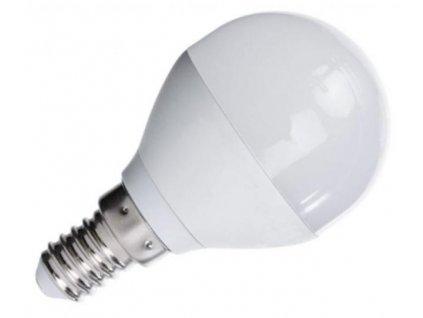LED žárovka 5W 10xSMD2835 E14 450lm Teplá