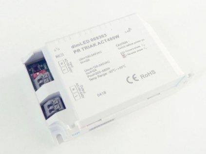 T-LED Stmívač dimLED TRIAK PR ACT480W