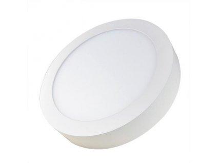 LED21 LED panel přisazený 6W 118mm Teplá