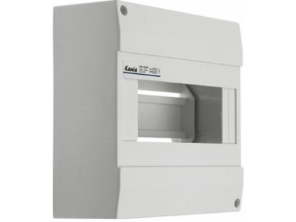 Kanlux 03852 DB108W 1X8P/SM - Plastový rozváděč