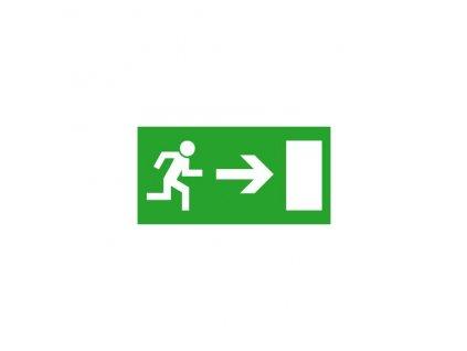 Kanlux 07411 EXIT PICTO-DOOR1 - Evakuační značka