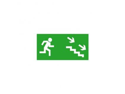 Kanlux 07413 EXIT PICTO-STEP1 - Evakuační značka