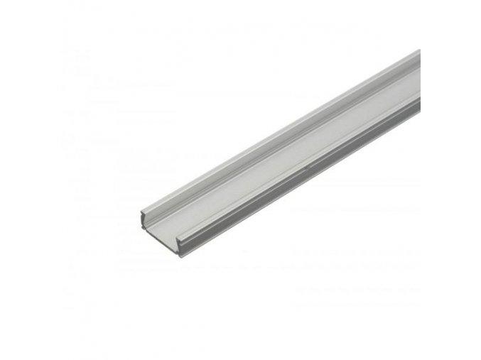 Hliníkový profil MiniLUX 1m pro LED pásky, ALU lišta