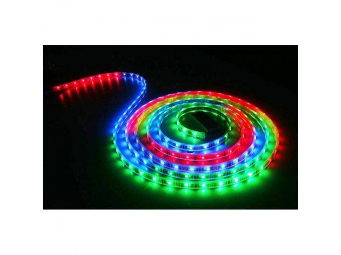 Berge LED pásek 1m, 30LED/m, 5050, 7,2W/m, RGB