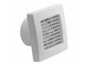 Kanlux 70960 TWISTER AOL120T - Ventilátor s časovým vypínačem a s autom. žal.