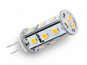 Led line LED žárovka 3W 18xSMD G4 295lm Corn Teplá