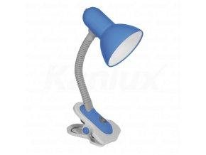 Kanlux 07152 SUZI HR-60-BL Stolní lampa