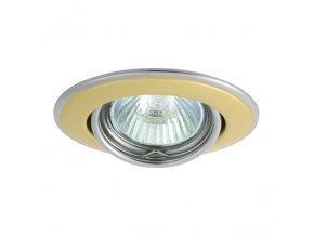 Kanlux 02833 HORN CTC-3115-PG/N - Podhledové bodové svítidlo