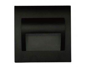 PremiumLED Beryl černé 1,5W, 9xSMD3014, 12V DC, Teplá bílá