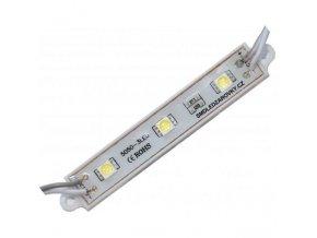 PremiumLED LED Modul 3xSMD 5050 0,72W 60lm 12V Teplá