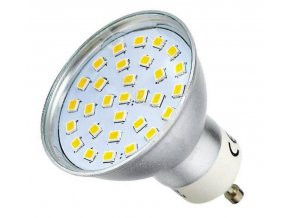 PremiumLED LED žárovka 3,2W 30xSMD2835 GU10 300lm Teplá