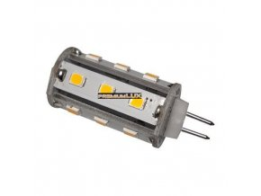 PremiumLED LED žárovka 3,5W 18xSMD G4 320lm corn Teplá