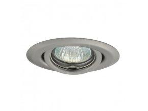 PremiumLED Perla podhledové bodové svítidlo chrom matný + patice GU5.3, MAJ0802