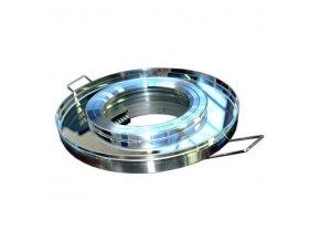 PremiumLED Sigma-O stříbrná + patice, MAJ0270