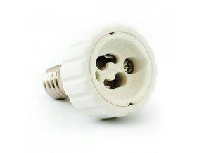 Redukce - Adaptér E14 - GU10