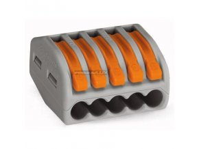 PremiumLED Wago svorka 5 x 0,8-2,5mm 222-415