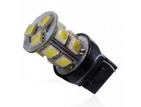 Interlook LED auto žárovka LED T20 13 SMD 5050 W21W WY21W CANBUS