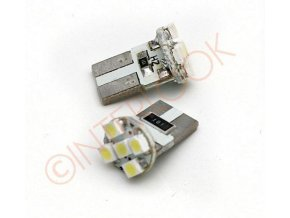 Interlook LED W5W T10 5 SMD 3528 CAN BUS FRONT
