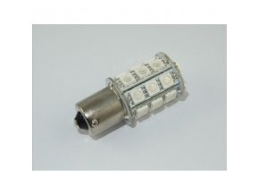 Ledlumen LED auto BA15S 27 SMD 5050 CAN BUS P21W